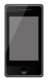 Smart phone. Vector smart mobile phone isolated on white background. Eps format is available Stock Photography