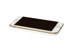 Smart phone. On the a white background Stock Photo