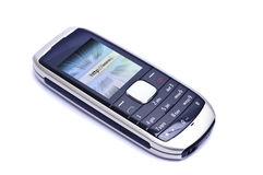 Smart Phone With Internet Stock Image