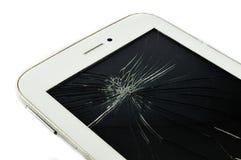 Smart Phoneon broken Royalty Free Stock Photos