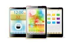 Smart Phones Smart Option Royalty Free Stock Photography