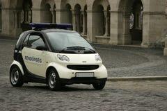 Smart Police Stock Photo