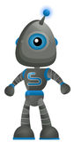 Smart Robot. Character, isolated on white, Vector. (EPS8 file included Royalty Free Stock Photos