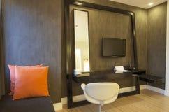 Smart rum för inre Royaltyfria Bilder