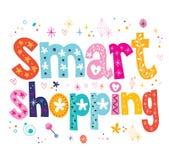 Smart shopping Royalty Free Stock Photos