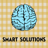Smart solutions Stock Photography