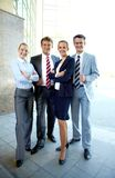 Smart staff Stock Images