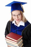 Smart student Royalty Free Stock Photos