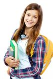 Smart student Stock Photography