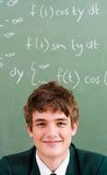 smart student Royalty Free Stock Photography