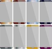 Smart téléphone la collection Image libre de droits