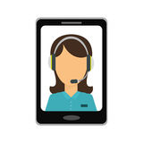 Smart tecnical services icon image Stock Images