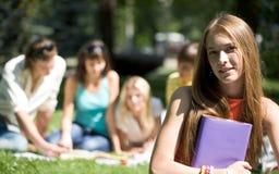 Smart teenager Stock Photos