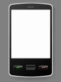 smart telefon vektor illustrationer