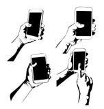 smart telefon Royaltyfri Fotografi