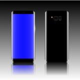 smart telefon Arkivfoton