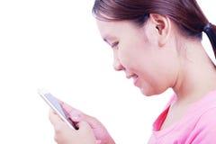 Smart telefon för lek Royaltyfri Foto