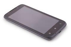 Smart telefon (snabb bana två) Arkivfoto