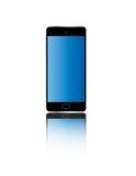 Smart telefonfärg Arkivfoto