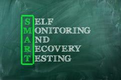 Smart testing Stock Photo