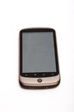 smart touch för telefonskärm royaltyfri fotografi