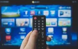 Smart TV Photos stock