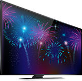 Smart Tv Stock Photography