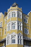 Smart Georgian building Stock Image