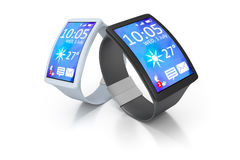 Smart watch Stock Photos