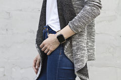Smart watch Stock Photography