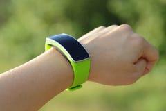 Smart watch Stock Image