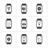 Smart watch  icon Stock Photos