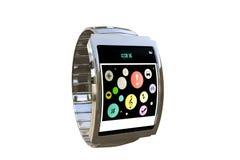 Smart watch Royalty Free Stock Photos