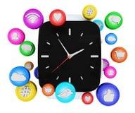 Smart watch Stock Photos