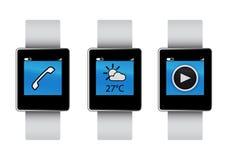 Smart watch royalty free illustration