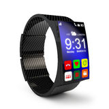 Smart watches Royalty Free Stock Photos