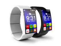 Smart watches Stock Images