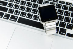 Smart Watches Royalty Free Stock Photography