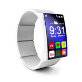 Smart watches Stock Photography