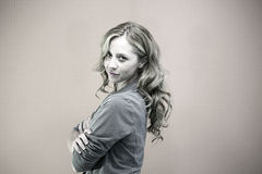 Smart Woman Stock Photography