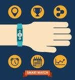 Smart wristband Stock Photos