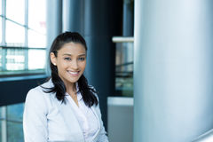 Smart young professional women Stock Image