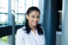 Smart young professional women Royalty Free Stock Photos