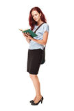 Smart young student. Stock Photos