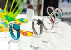 Smarta wearable apparater Royaltyfri Foto