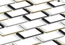 Smartfon Stockbild