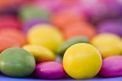 smarties сладостные Стоковые Изображения RF