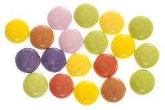 Smarties sweets Royalty Free Stock Image