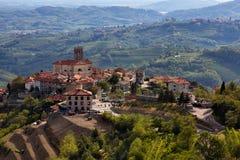 Smartno, Goriska Brda, Slovenia. The village Smartno in Goriska Brda, Slovenia Stock Photo