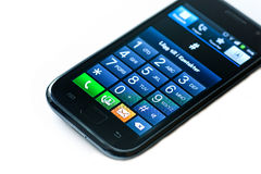 Smartphone Стоковые Изображения